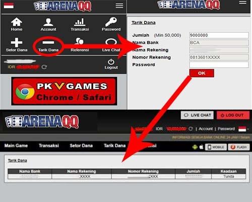 formulit tarik dana pokerv pkv games